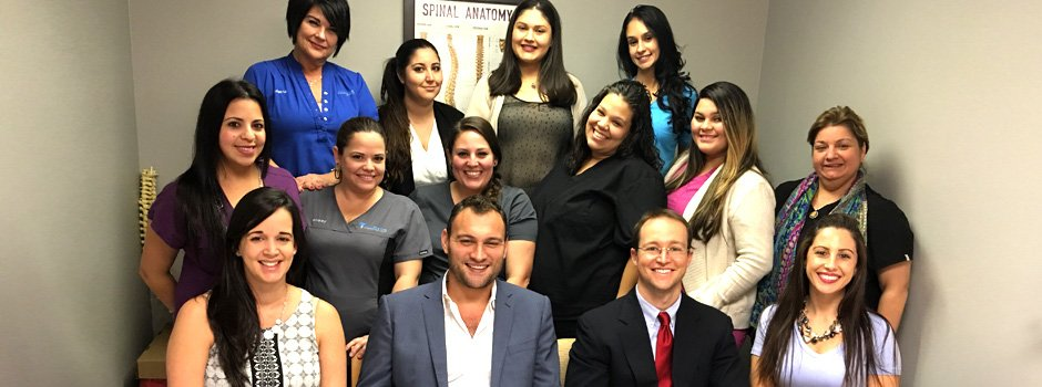 Miami Back and neck specialists staff and Dr. Brusovanik Top Spine Surgeon