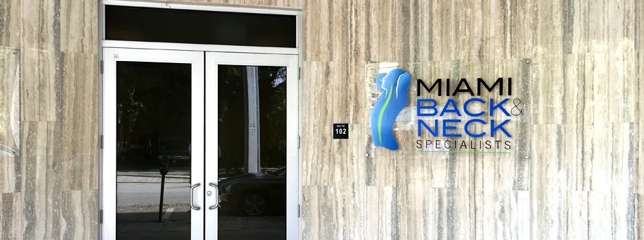 Miami Back and Neck Specialists office has state of the art equipment and a modern facility
