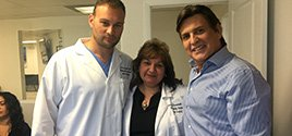 Victor Camara benefited from the incredible care of Dr. Brusovanik and his staff