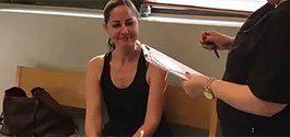 Substituição do disco cervical pelo médico da coluna Miami Dr. Brusovanik