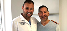 Dr. Brusovanik performs a minimally invasive revision fusion for Dr. Garcia. Call 305 587 2611 today!