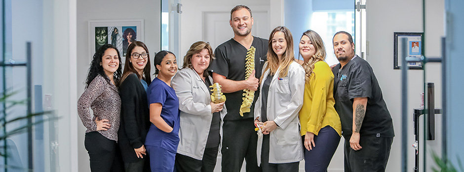 Spine Doctor Dr. Georgiy Brusovanik, MD and his team are here to help you with your spinal and neck pain. To book an appointment or to find out more info about spine surgery in South Florida, call (305) 467 5678 today!