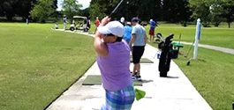 Read a testimonial for the spine surgeon testimonial by a Miami golfer
